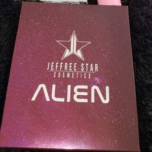 Jeffree Star Alien Palette New Discontinued